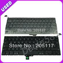 For Apple Macbook Pro 13″ A1278 Swiss Keyboard,5 PCS /LOT