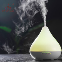 GX Diffuser Essential Oil Aroma Diffuser LED Light Aroma Humidifier Aromatherapy Humidifiers Air Purifier