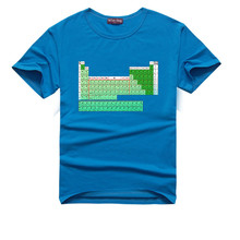 Great Sheldon Periodic Table T-shirt in several colors