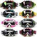 Nuevo 22 colores de la marca gafas de esquí gran máscara de esquí gafas de esquí de las mujeres de los hombres de nieve Snowboard gafas Anti-Arena a prueba de viento transpirable