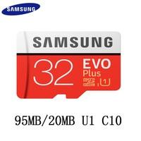 SAMSUNG Flash Micro SD Card 32GB Class 10 Memory Card EVO EVO Plus 256GB 128GB 64GB
