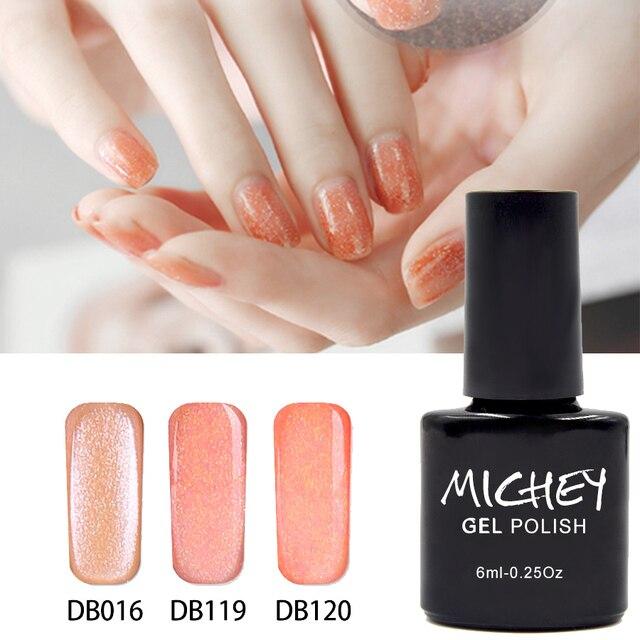 China Fabrikant Hot Koop Nieuwe Merk MICHEY DIY Magic Gel Polish ...