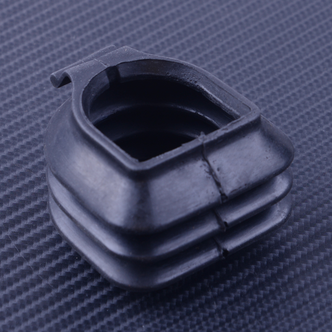 Коробка передач рычаг выбора вала защитный рукав загрузки 020301261 подходит для VW Cabriolet Jetta Golf Mk1 Mk2 title=