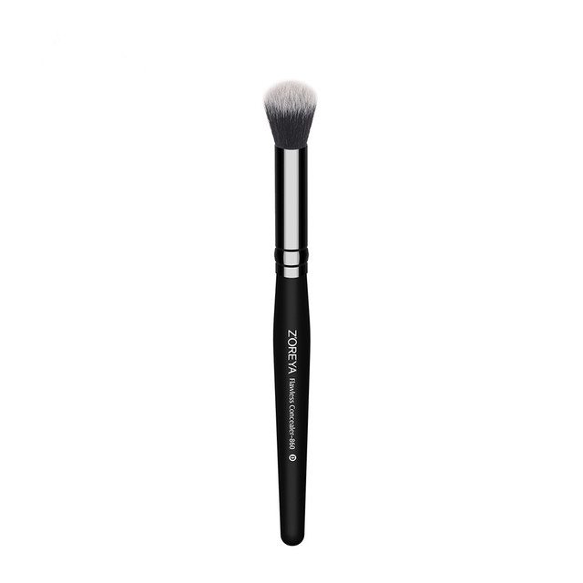 7 style Eye Makeup Brushes Multiple Sizes Nylon Eye Shadow Brush Professional Makeup Tools 2