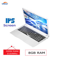 "15.6"" Celeron N4100 quad core DDR4 8GB RAM a laptop optional 240GB SSD/1TB 1920*1080 IPS HD screen gaming notebook(China)"