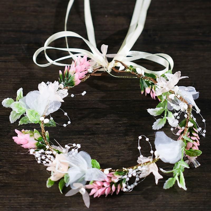 Handmade Luxury Prom Wedding Hair Accessories 4