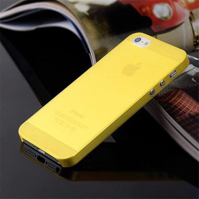 Transparent iPhone Cases 5