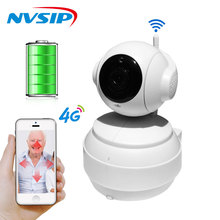 Wireless 3G 4G Sim Card Wireless Camera 720p/960P TF Card Video Record MINI CCTV Security Surveillance Camera .Built in battery