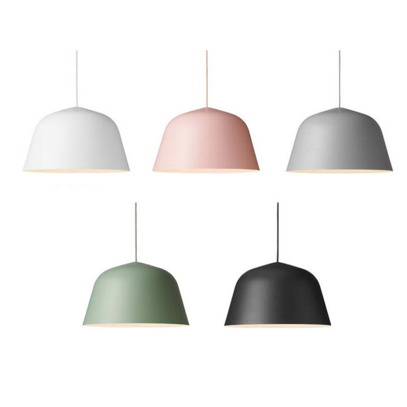 ZX Nordic Simple Aluminum LED Pendant Light Creative Colorful Lamp Denmark Designer's Single Head Restaurant Living Room Lamp контроллер orient a1061sl pci e v2 0 sata 3 0 6 gb s 2int port поддержка hdd до 6tb asm1061 chipset oem