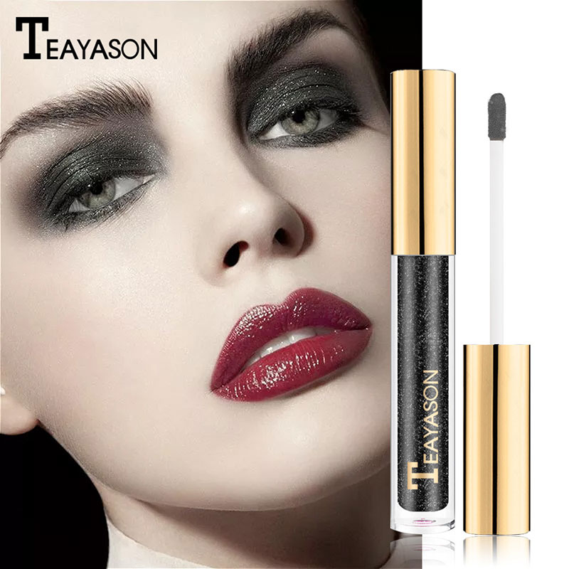 TEAYASON Glitter Diamond Eyeshadow Makeup