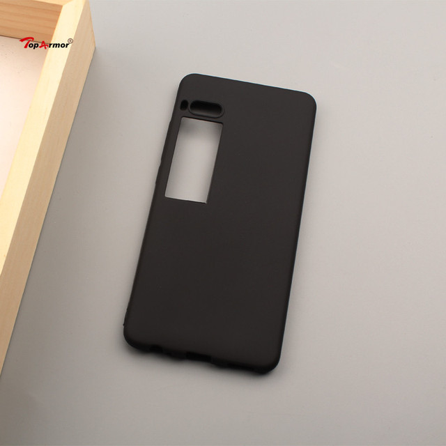 TopArmor Phone Case Coverr For Meizu Pro 7 52 Skin High Quality Cover TPU Soft Silicone Shell Coque