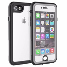 For iPhone 6 6s Waterproof case life water Shock Dirt Snow Proof Protection for iPhone 6 6s Plus case With Touch  ID Case Cover for iphone xs max waterproof case life water shock dirt snow proof protection for iphone xs max 6 5 with touch id case cover