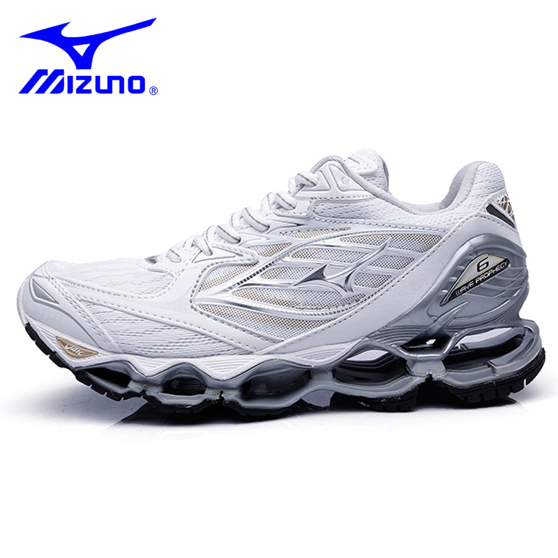 Mizuno Wave Prophecy 6 Professional Original Sneakers Women 5 color Weightlifting Shoes Sneakers Size 36 41
