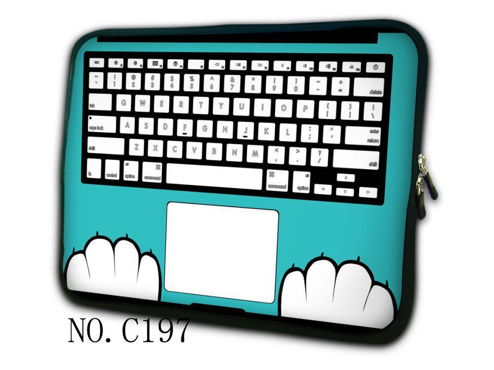 """Heißer cat-pad tastatur laptop tasche für 9,7 """"10,1"""" 11,6 """"12"""" 13,3 """"14"""" 15 """"15,6"""" hp dell sony ibm acer alienware"""
