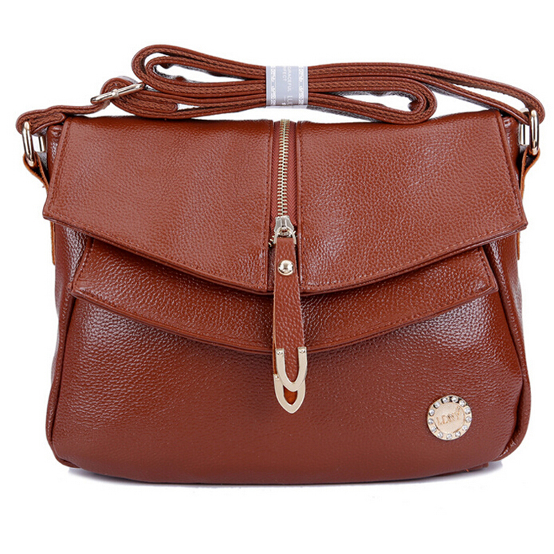 ФОТО high quality women messenger bags  fashion Pu leather women handbags shoulder bag casual female tote brand ladies purses bags