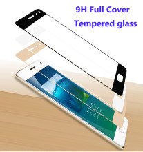 ZUK Z2 Pro Glass For Lenovo ZUK Z2 / For Lenovo K6 Note K6Note Screen protector Film Full Cover 9H Tempered Glass(China)