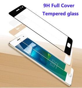 ZUK Z2 Pro Glass For Lenovo ZUK Z2 / For Lenovo K6 Note K6Note Screen protector Film Full Cover 9H Tempered Glass(China)