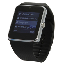 Symrun auf Lager!! Smartwatch gt-08 Smart Uhr