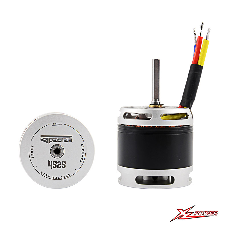 XLPower 700 RC Helicopter Parts 4525-500 KV Motor For RC Toy Helicopter Spare Part Accessories XL70M01 александр ралот архивное дело