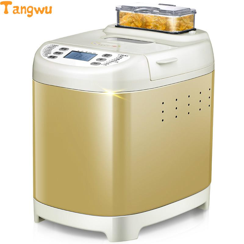 цена на Free shipping Household automatic feeding Saguo multifunction machine and cake Bread Makers
