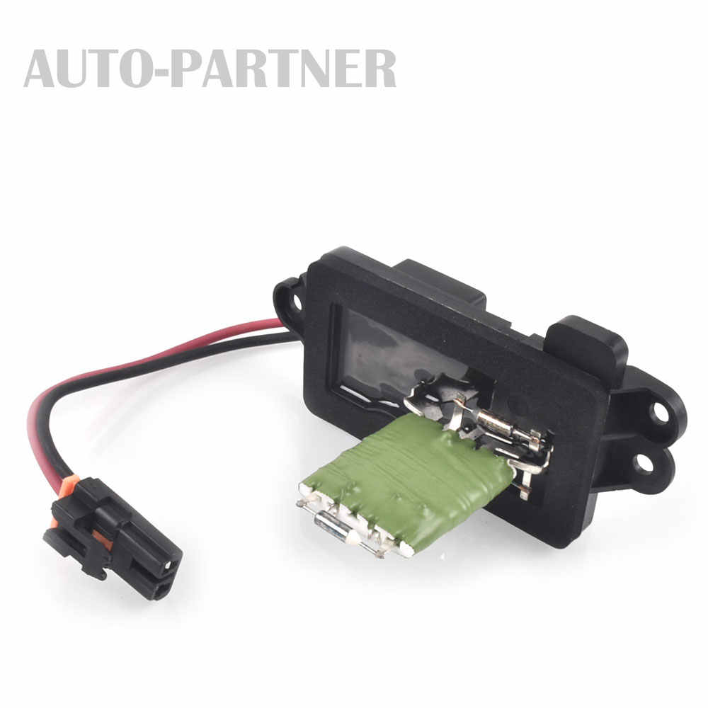 Car Er Motor Resistor Replacement For Buick Rainier Chevrolet Trailblazer Isuzu Ascender 89019100 3a1296