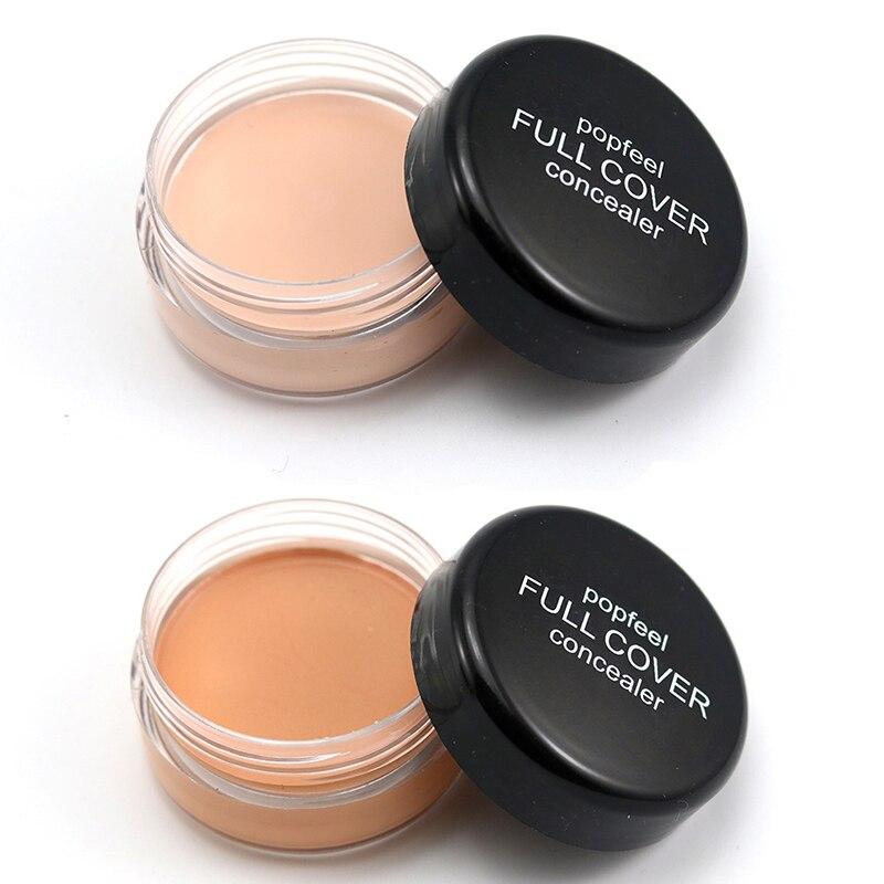 basic cosmetics makup set including matte eyeshadow