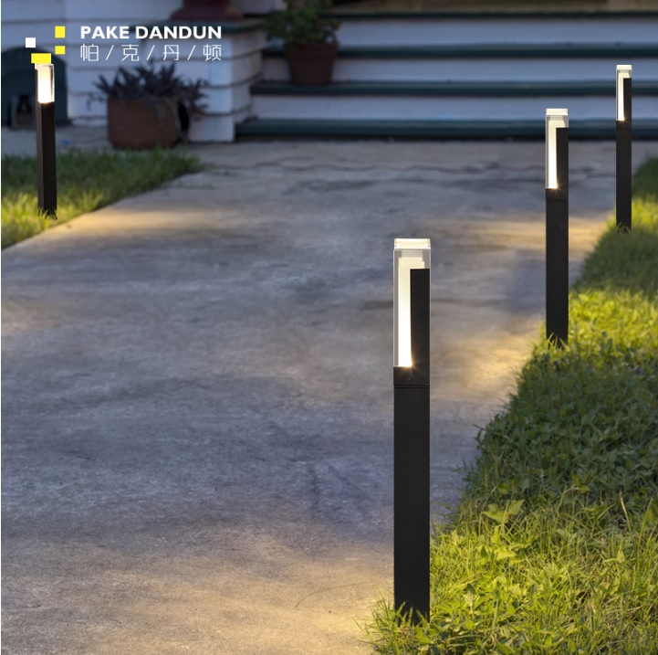 60cm LED Bollard Light / Low Energy Consumption of 5 Watt only ...