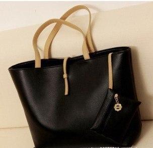 Women S Office Bag Handbag Totes Black Pink White Zip Close Free Shipping Ing