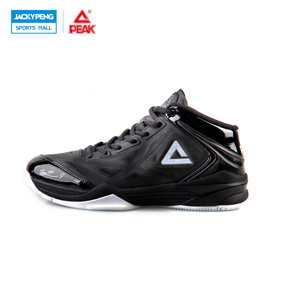 PEAK SPORT Tony Parker Professional Player TP9 Basketball Shoes Men Sneaker Gradient Dual FOOTHOLD EASYMOVE Tech Boots EUR 40-50 original li ning men professional basketball shoes