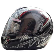 Free shipping Genuine HJC motorcycle helmet racing helmet full helmet warm ZF-9 fiberglass helmet / black and red