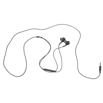 Earbuds 1.2m Black  In Ear Stereo Headphone Headset Earphone Headphone For Samsung 3.5mm With Mic Super Bass Music