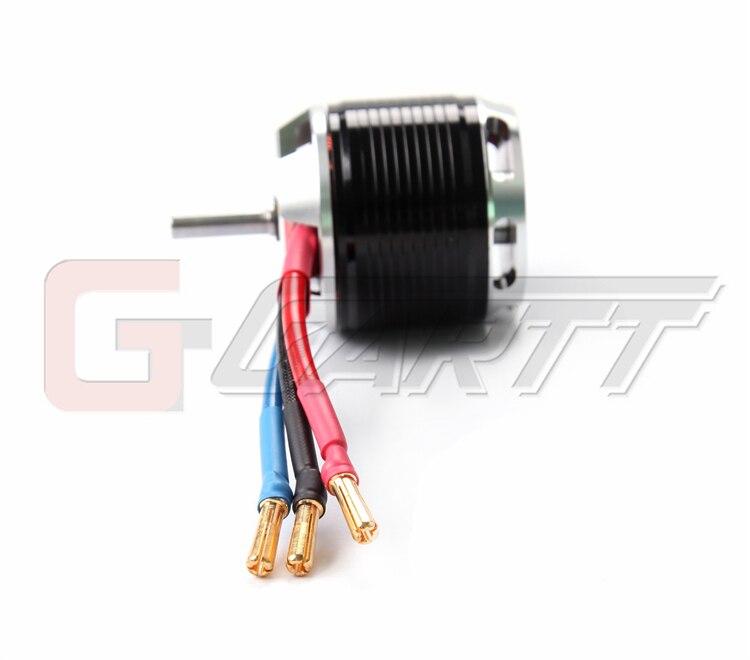 ФОТО GARTT HF 1600KV 1700W Brushless Motor  For 500 Align Trex RC Heli Black