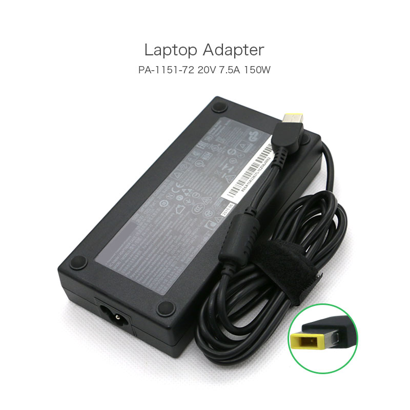 Genuine For Lenovo 150W 20V 7.5A AC Adapter Charger PA-1151-72 54Y8926 Slim Tip цена и фото