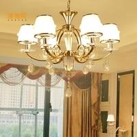 Crystal Chandelier Luxury Modern Lamp Chandelier Lighting Crystal