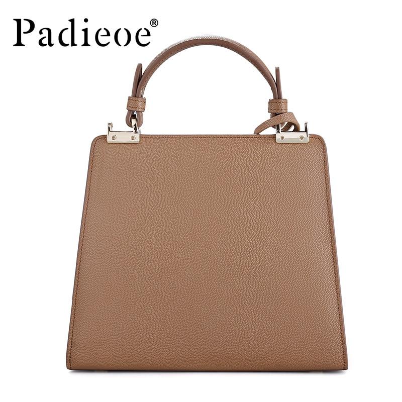 Padieoe bags for women 2019 purses and handbags evening bag leather shoulder bag