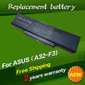 Bateria do laptop a32-a32-f2 z94 a32-z96 a32-f3 para asus z53 z94 s96 a9 msi cbpil48 cbpil72 bty-m66 m655 m670 w750t