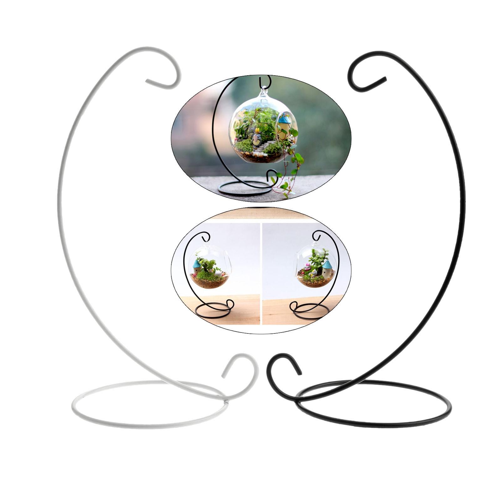 dophee 2017 1pc Κομψό σίδερο Γάμος Holder Holder - Διακόσμηση σπιτιού - Φωτογραφία 4