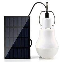 New Solar Outdoor Light 15W 130LM Solar Lamp Portable Bulb Solar Energy Lamp Led Lighting Solar