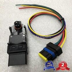 Jendela Angkat Regulator Temic Modul dan Kabel Konektor Kabel untuk Renault Clio Mk3 Megane2 440726