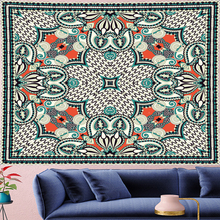 GN.PAPAYA Nordic Style Classical Bohemia Tapestry Vintage Pattern Tapestries Retro macrame Wall Hanging home decor