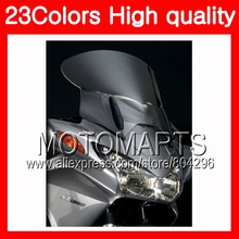 23 Kleuren Voorruit Voor Honda ST1300 2002 2003 2004 2005 2006 2007 2008 2010 St 1300 STX1300 Chrome Black Clear rook Voorruit