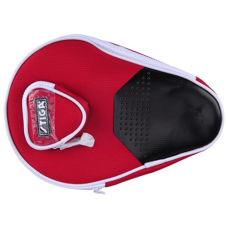 Original Stiga Table Tennis Racket Cover Sport Bag Ping