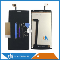 Black Color 100 Tested 5 5 Inches For For MegaFon Login MFLoginP LCD Display Touch Screen