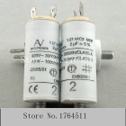 [BELLA] [New Original] Arcotronics 1.27.4AC2 MKP 2uf 5% motor start capacitors