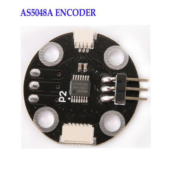 Магнитная кодер as5048a для AlexMos basecam электроники Карданный контроллер и Бесщеточный Gimbal Двигатель DSLR Gimbal