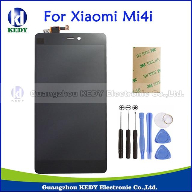 For Xiaomi Mi4i LCD Screen 100% New Original LCD Display + Touch Panel Screen For HD 5.0 inch Xiaomi Mi4i Mi 4i +Tools