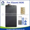 Para xiaomi mi4i tela lcd 100% novo original display lcd + painel de toque de tela para hd 5.0 polegada xiaomi mi4i mi 4i + ferramentas