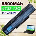 8800 mah bateria para acer aspire 4732z 5532 5332 5516 5517 série tr bt.00607.067 as09a31 as09a51 as09a61 as09a71