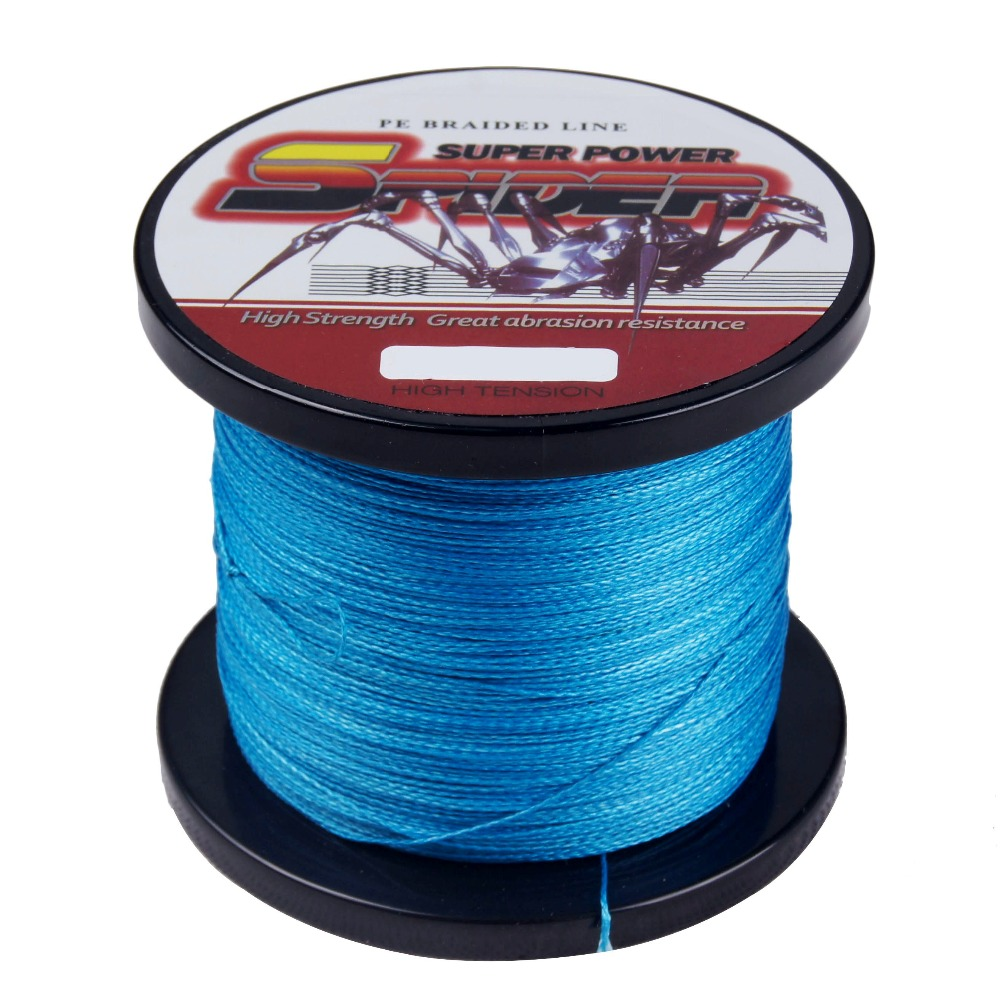 Buy 4 strands 500m 6 100lb high quality for Where to buy fishing line