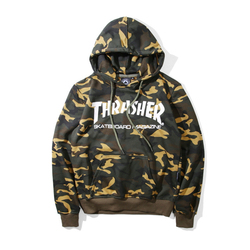 High quality autumn mens camouflage thrasher hoodies 100 cotton skateboards magazine camo trasher hooded sweatshirts and.jpg 250x250